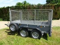 Ifor Williams GD84 MK3 Caged Trailer