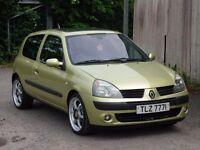 Fantastic 2005 Renault Clio 1.2L - Just Valeted