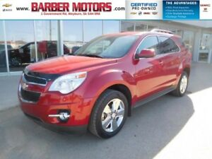 2013 Chevrolet Equinox 2LT, AWD, Heated Leather, Pioneer Sound,