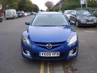 Mazda 6 2.2 TD Sport 5dr, 2009 model, Long MOT, loads of repair / maintenance bills