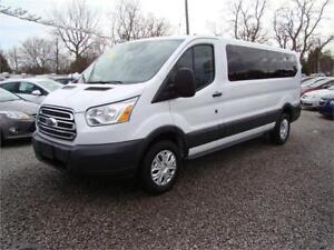 2016 Ford Transit 12 Passenger Wagon ***30 Vans In Stock***