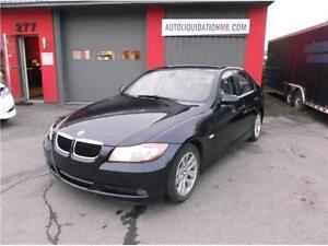 2006 BMW SERIE 325I***FINANCEMENT 100% APPROUVER***TOUT ÉQUIPÉ**
