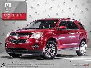 2014 Chevrolet Equinox LT All-wheel Drive (AWD)
