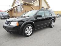 2007 FORD Freestyle Limited AWD 3.0L V6 Leather Sunroof DVD