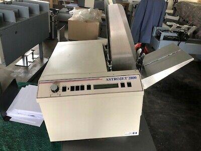 Envelope Printer - Astrojet 2800