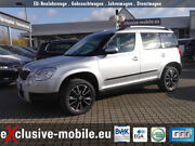 "Skoda Yeti Ambition Adventure 1.4 TSI DSG 17"" PDC WP"