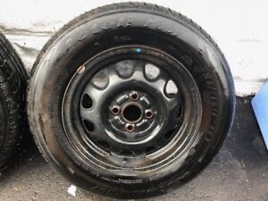 2 Aoteli P307 Tires with Rims for $120