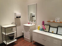 SPACE FOR RENT AT COVET HAIR STUDIO