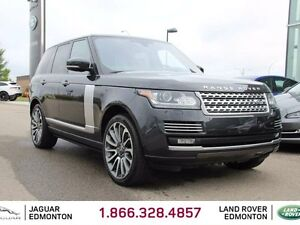 2015 Land Rover Range Rover 5.0 Supercharged Autobiography - CPO