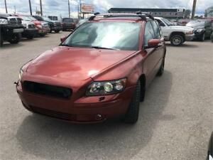 2007 Volvo V50 LEATHER ROOF TURBO AWD HEATED SEATS