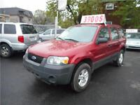 FORD ESCAPE XLS 2006 *VISA*MASTER*CARD**ACCEPTÉ