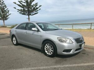 2009 Toyota Aurion GSV40R MY10 AT-X Silver 6 Speed Sports Automatic Sedan