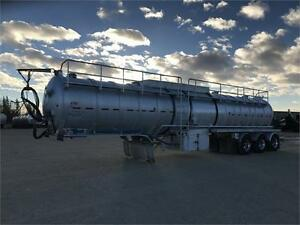 2013 Heil 12,200 gal Aluminum Tank Trailer – Financing Available