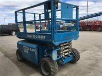 Genie GS2668 RT Outdoor Scissor Lift Winnipeg Manitoba Preview