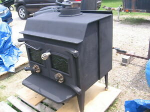 Old Timer Wood Stove   woodstove