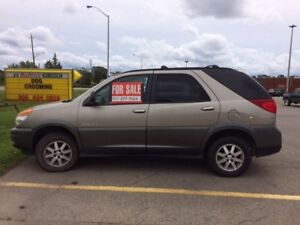 Buick Rendezvous 2002 for sale