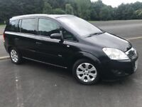 MARCH 2009 VAUXHALL ZAFIRA 1.8 BREEZE PLUS ALLOYS ELECTRIC PACK MOT TO FEB 2019 FINANCE AVAILABLE
