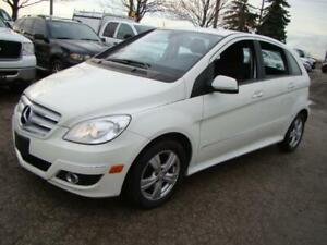 2011 MERCEDES BENZ B200 - BLUE TOOTH * CERTIFY
