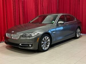 2014 BMW 528 XDRIVE SPORT-66000 KMS-NEVER WINTER DRIVEN-