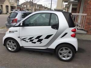 2015 smart fortwo Pure Clean NAVI Alloy Leather Low Km Certified