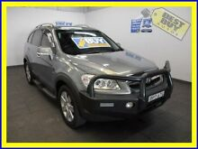 2010 Holden Captiva CG MY10 LX Grey 5 Speed Automatic Wagon Lansvale Liverpool Area Preview