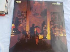 Vinyl LP The Visitors – ABBA – Polydor 2311 122 Stereo 1981