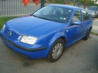 VOLKSWAGEN BORA 1.9 TDI BREAKING 1999 to 2005