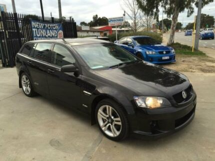 2009 Holden Commodore VE MY09.5 SS Phantom 6 Speed Manual Sportswagon Beckenham Gosnells Area Preview