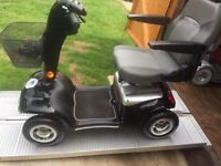 Almost New Heavy Duty Shoprider Mobility Scooter Only £590 - Was Over £2.700 - Any Terrain
