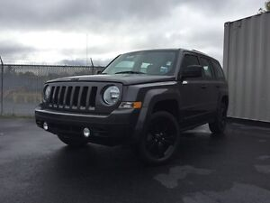 2015 Jeep Patriot SPORT  Y.E.S WAS $18,950 NOW $16,777