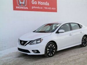 2017 Nissan Sentra SR Turbo 4dr FWD Sedan