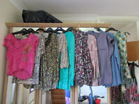 Ladies Clothes Bundle Size 12 ( 10 items) Warehouse, H and M, Matalan Some new