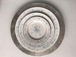 Noritake China Carolyn Pattern 2693 vintage plates and dishes