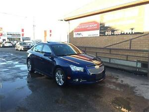 2012 Chevrolet Cruze LT RS**SUNROOF**ONLY 73 KMS**ACCIDENT FREE