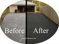 Driveway sealing service! Best prices in town & sameday service