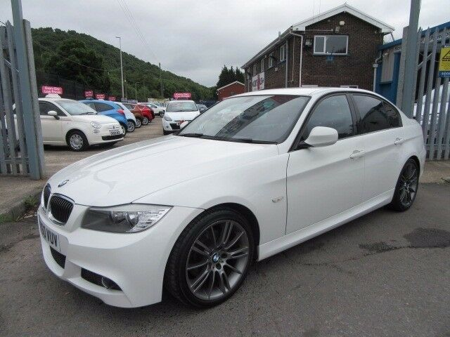 bmw 320d 320d sport plus edition (white) 2010 | in aberdare