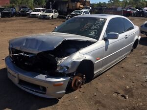 01 BMW 325CI just arrived for parts at Pic N Save!