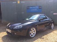 2004 MG MGTF 135 COOL BLUE 2 door Convertible