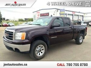 2008 GMC Sierra 1500 SLE 4x4 Extended Cab 5.75 ft. box 133.9 in.