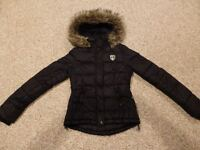 American Eagle Outfitters girls Winter Jacket, black
