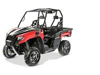 2015 ARCTICCAT  2 YEAR WARRANTY CHECK ARE PRICE