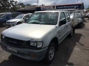 2000 Holden Rodeo TF R9 LX Manual Utility