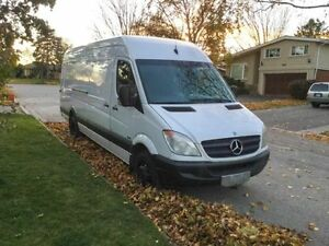 2011 Mercedes-Benz Sprinter Van Wagon