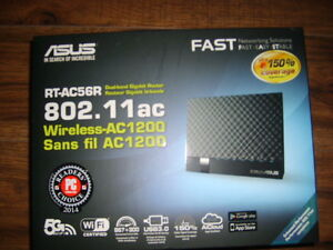 ASUS  RT-AG56R  AC1200 dual band router