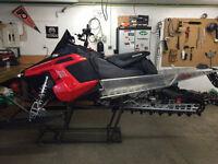 2011 Polaris RMK 800 Pro 155