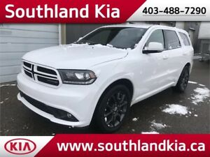 2017 Dodge Durango R/T AWD **LEATHER-NAVIGATION**