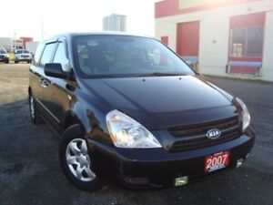 2007 Kia Sedona LX Only 156km Accident Free