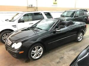 2007 Mercedes Benz CLK 350 Convertible