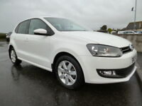 Volkswagen Polo MATCH (white) 2013-03-29