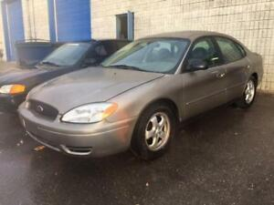 2006 FORD TAURUS/LOW KILOMETRES ONLY 122K/ONE OWNER/ALLOYS!